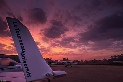 Photograph - Another Gorgeous Morning On The Ramp by Philip Rispin