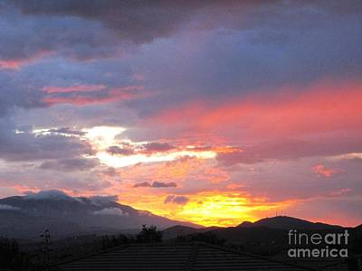 Photograph - Another Gorgeous Sunset by Phyllis Kaltenbach