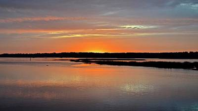 Photograph - Another Hilton Head Island Sunset by Carol Bradley