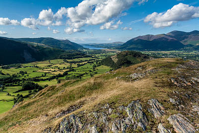 Photograph - Another Lakeland View by Stuart Gennery