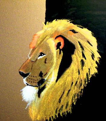 Another Leo Art Print