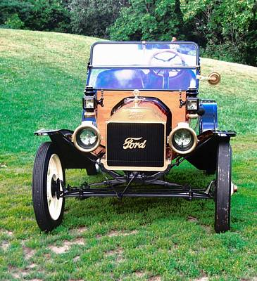 Photograph - Another Model T by Stephanie Moore