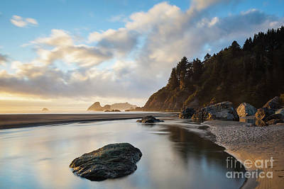 Photograph - Another Moonstone Sunset by Mark Alder