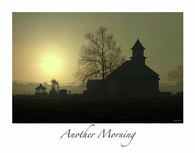 Another Morning Art Print