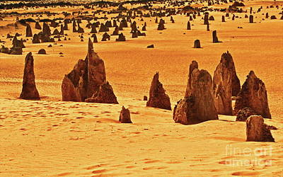 Photograph - Another Planet by Tim Richards