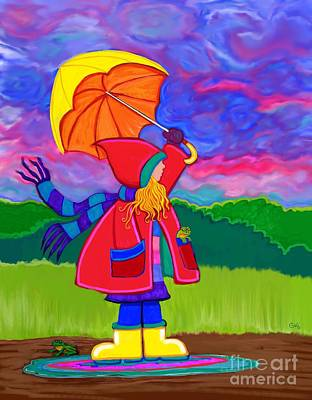 Digital Art - Another Stormy Monday by Nick Gustafson