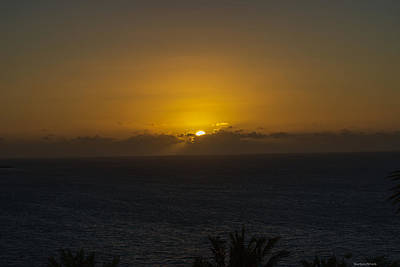 Photograph - Another Sunrise In Paradise by Roberta Byram