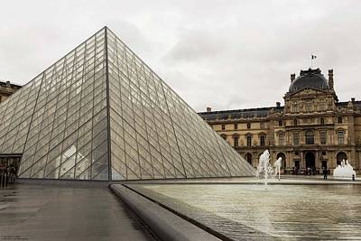 Photograph - Another Take On The Pyramid by Hany J
