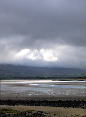 Another View From Strandhill Beach Ireland Art Print by Amy Williams