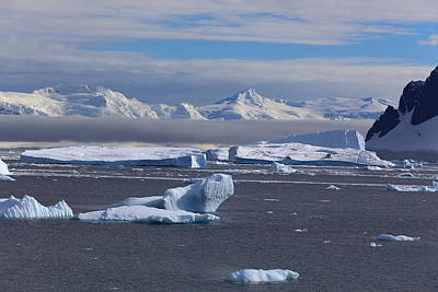Photograph - Antarctic Peninsula by Andrei Fried