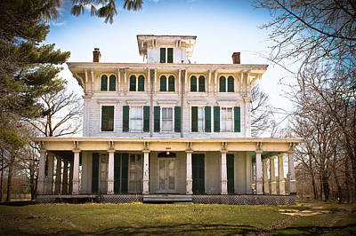 Photograph - Antebellum  by Colleen Kammerer