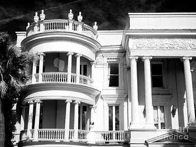 Photograph - Antebellum Home by John Rizzuto