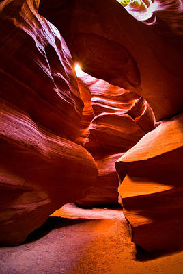 Photograph - Antelope Canyon 3 by Harry Spitz