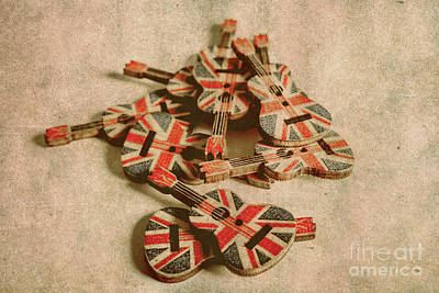 England Photograph - Anthem Of Old England by Jorgo Photography - Wall Art Gallery