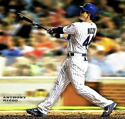 Anthony Rizzo, Chicago Cubs Original