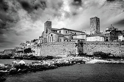 Photograph - Antibes by Michael Niessen