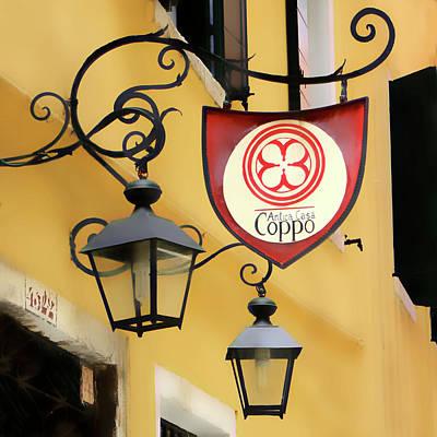 Photograph - Antica Casa Coppo by Vicki Hone Smith