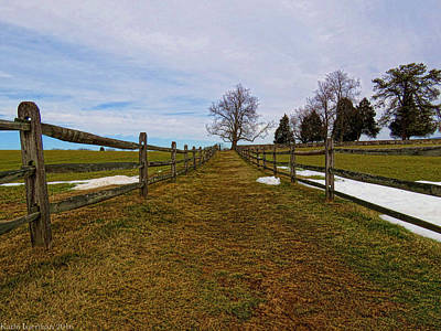 Photograph - Antietam Now by Kathi Isserman