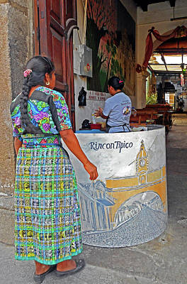 Photograph - Antigua 23 by Ron Kandt
