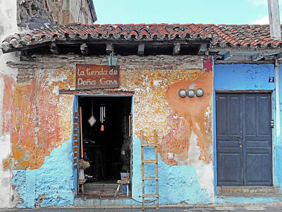 Photograph - Antigua 35 by Ron Kandt