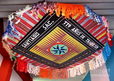 Photograph - Antigua Handicraft by Randall Weidner