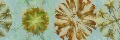 Light Goldenrod Painting - Antimodernness Relation Flowers  Id 16165-234108-23980 by S Lurk