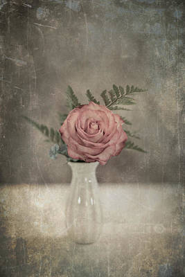 Antiquated Romance Art Print