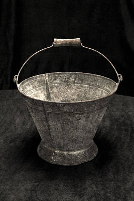 When Life Gives You Lemons - Antique Bucket For Your Modern List by John Stephens