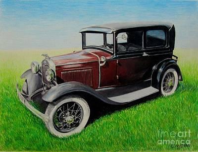 Antique Car Original