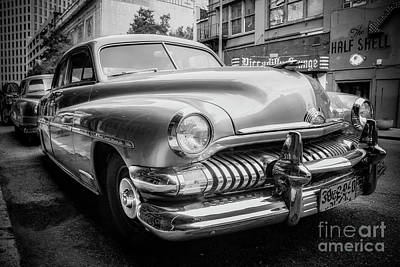 Photograph - Antique Car Series 2504 by Carlos Diaz