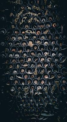 Cellar Digital Art - Antique Cellar Corkery by Billy Soden