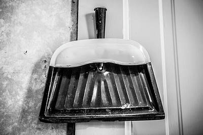 Photograph - Antique Dust Pan 1 by Marilyn Hunt