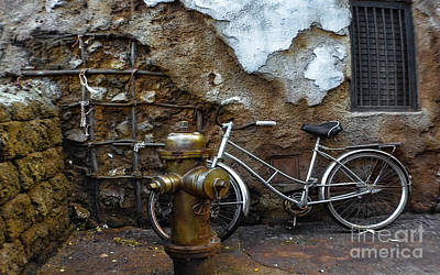 Photograph - Antique Fire Hydrant 2 by Gary Keesler