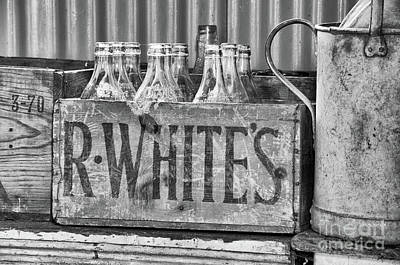 Photograph - Antique Lemonade by Steev Stamford