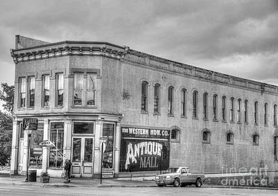 Photograph - Antique Mall by David Bearden
