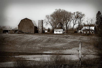 Lucille Ball - Antique Michigan Farm by  Onyonet  Photo Studios