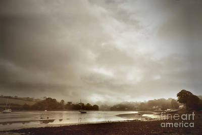 Photograph - Antique Mylor Creek by Terri Waters