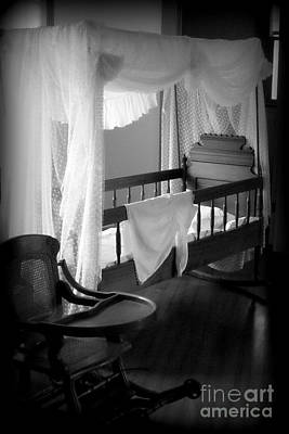 Photograph - Antique Nursery by Valerie Reeves