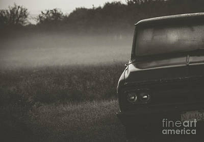 Photograph - Antique Pick Up Truck by Cheryl Baxter
