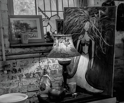 Photograph - Antique Store 1 by Steven Greenbaum