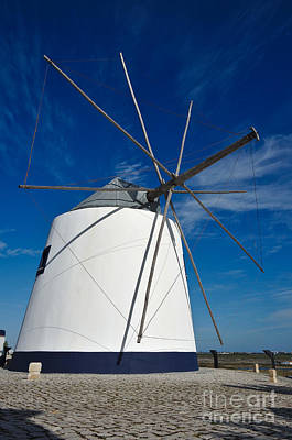 Mill Photograph - Antique Windmill by Angelo DeVal