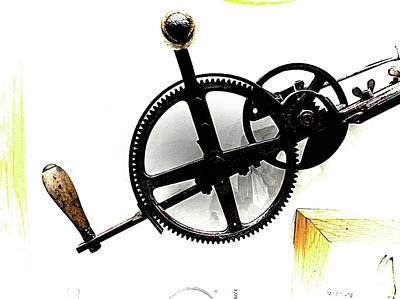 Photograph - Antique With Aspirations Towards Steampunk by Dorothy Berry-Lound