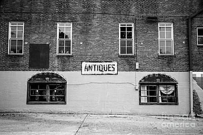 Photograph - Antiques by Scott Pellegrin