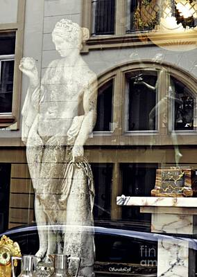 Photograph - Antiquities In Wiesbaden by Sarah Loft