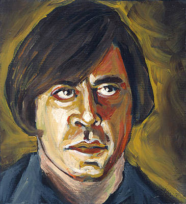 Anton Chigurh Original by Buffalo Bonker