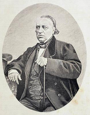 Antonio Bergnes De Las Casas, 1801 - Art Print
