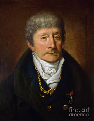 Operatic Photograph - Antonio Salieri, Italian Composer by Science Source
