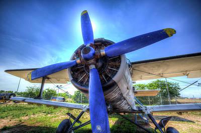 Photograph - Antonov An-2 Biplane by David Pyatt