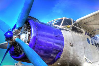 Photograph - Antonov An-2 Vintage Biplane by David Pyatt