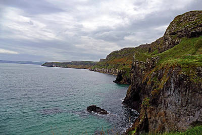 Photograph - Antrim Coast by Bill Jordan